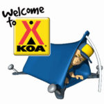 NEW! April 24th - Spring Family Camping at KOA