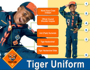 Tiger Scout Uniform