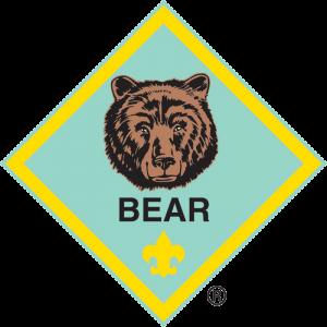 Cub Scout Bear badge