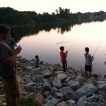 Save the Date! June 5th - Family Camping Overnight
