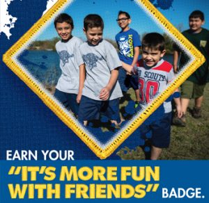 West Chester Cub Scout Pack 110 Welcome Back Picnic