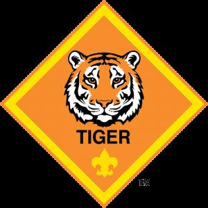Cub Scout Tiger badge