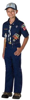 Cub Scout Bear Uniform