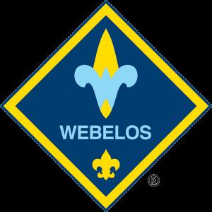 Cub Scout Webelos Badge