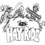 Fall Family Hayride