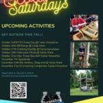 Council Event: Scout Saturdays @ Camp Ware (BB, Archery, Sling Shot)